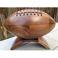 ウォールナット木製Football
