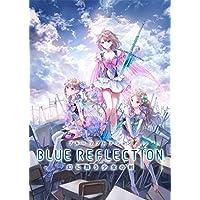 【Amazon.co.jp限定】 BLUE REFLECTION 幻に舞う少女の剣 スペシャルコレクションボックス (初回封入特典(オリジナルテーマ&ゲーム内コンテンツ「フリスペ! 」着せ替えテーマ & 制服がスクール水着になるダウンロードシリアル) 同梱)- PS4