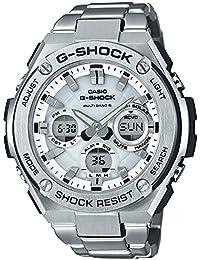 CASIO(カシオ) 腕時計 G-SHOCK G-STEEL 世界6局対応 マルチバンド6 電波 タフソーラー GST-W110D-7A メンズ [並行輸入品]