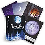 Moonology Oracle Cards: A 44-Card Deck and Guidebook 画像