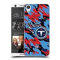 オフィシャル NFL カモフラージュ テネシー・タイタンズ ロゴ HTC Desire 626 専用ソフトジェルケース