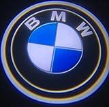 【 BMW 】  配線不要 / 純正交換タイプ   LED レーザーロゴライト (ウェルカムライト)  ドアランプ 2個セット★マーベリック #124 アンダースポット / ドアレーザーライト / カテーシライト (純正品番: 63316972605 / 63316961999 / 63316902911 / 63316962009 に対応)