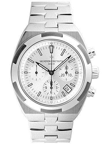 [ヴァシュロン・コンスタンタン] 腕時計 オヴァーシーズ クロノグラフ シルバー 5500V/110A-B075 メンズ 新品 [並行輸入品]