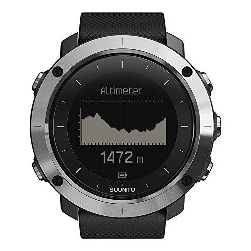 SUUNTO[スント] 登山 トレッキング GPS TRAVERSE BLACK トラバース ブラック SS021843000 [並行輸入品]
