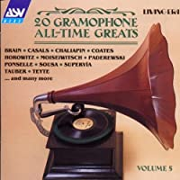 20 Gramophone All-Time Greats 5 by Twenty Gramophone All-Time Gre