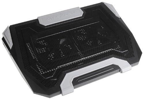 CoolerMaster 19インチ対応ノートPC用クーラー SGA-4000-KKNF1-JP (SF-19)