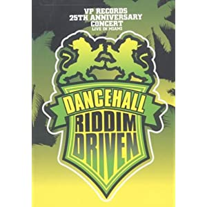 Dancehall Riddim Driven: Live in Miami [DVD] [Import]