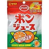 【ケース販売】サクマ ポンジュースグミ 36g×6袋