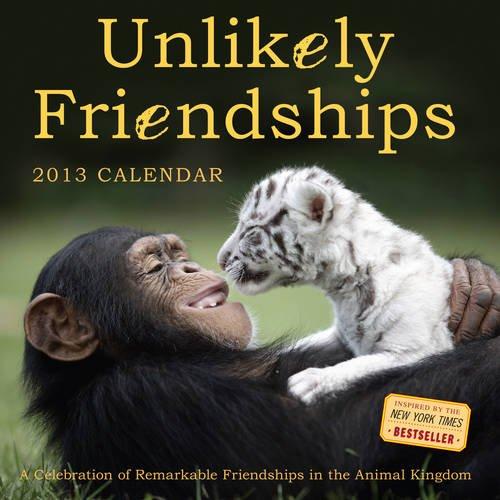 Download Unlikely Friendships 2013 Calendar (Wall Calendar) 0761169113