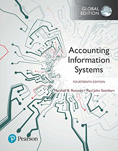 Accounting Information Systems, Global Edition (English Edition)