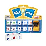 ジュニア Learning Roll A Word Spelling and Word Formation Dice、マルチ