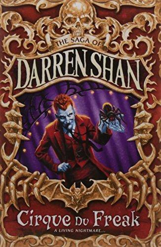 Cirque Du Freak (The Saga of Darren Shan No.1)の詳細を見る