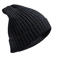 FREETOO ニット帽子 ニットキャップ ケーブルニット 軽量 シンプル 折り返し スキー スノボ アウトドア 普段使いに メンズ レディース