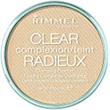 Rimmel London Clear Complexion Clarifying Powder, Transparent, 16g