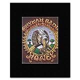 ERYKAH BADU - Honey 2007 Mini Poster - 30x24.5cm