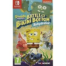 SpongeBob SquarePants: Battle for Bikini Bottom - Rehydrated, Switch