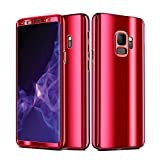 Galaxy S9 Case,Ultra Slim Electroplating Hard Case Cover for Samsung Galaxy S9
