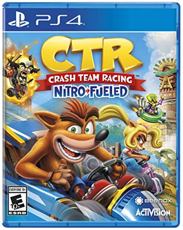 隣接フルーツ野菜レジデンスCrash Team Racing Nitro Fueled (輸入版:北米)- PS4