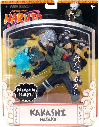 Naruto 8インチ> Kakashi Hatake Premium Sculptアクションフィギュア
