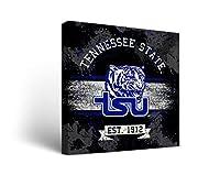 Tennessee State Tsu Tigersキャンバス壁アートバナーバージョン