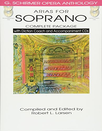 Arias for Soprano Complete: Wi...