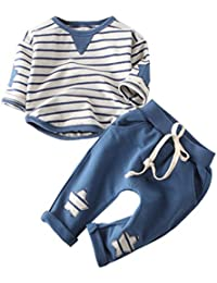 6ae621e6f7e6d 2色 2点セット(上着+パンツ) ベビー服 女の子 赤ちゃん服 幼児