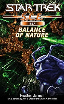 Star Trek: Balance of Nature (Star Trek: Starfleet Corps of Engineers Book 27) by [Jarman, Heather]