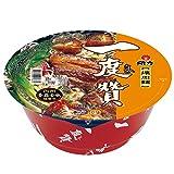 《維力》 一度贊-黄肉麺 (200g) (台湾煮込豚肉カップラーメン) 《台湾 お土産》 [並行輸入品]