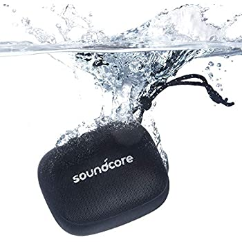 Anker Soundcore Icon Mini, Bluetoothスピーカー 防水 コンパクト ステレオペアリング 8時間連続再生 IP67 iPhone & Android 対応