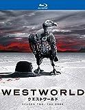 ウエストワールド 2ndシーズン ブルーレイ コンプリート・ボックス(初回限定生産/1~10話/3枚組/トレーディングカード(9種類)付) [Blu-ray]