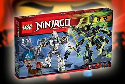 [해외] 2015 NEW LEGO NINJAGO TITAN MECH BATTLE - 70737-