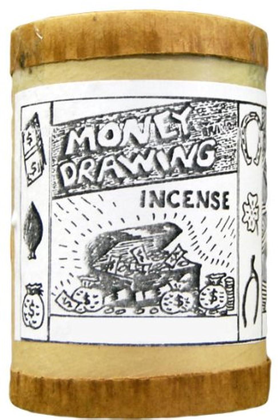 どうしたの四分円一高品質Money Drawing Powdered Voodoo Incense 4オンス