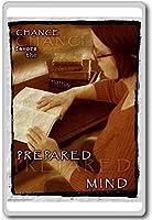 Chance Favors The Prepared Mind - motivational inspirational quotes fridge magnet - ?????????