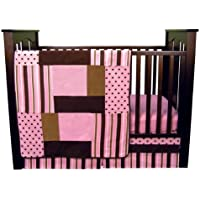 Trend Lab 3 Piece Crib Bedding Set, Maya by Trend Lab