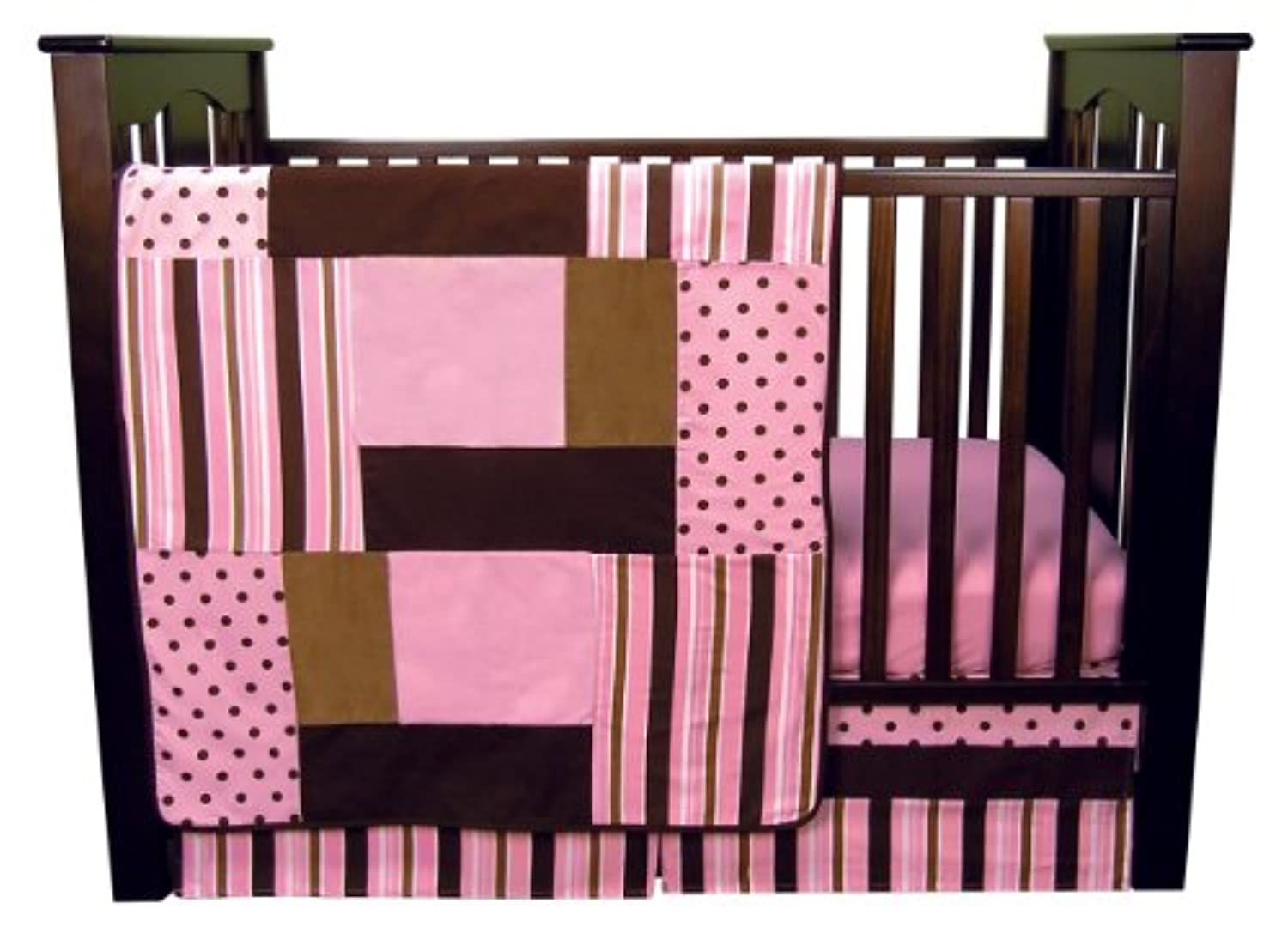Trend Lab 3 Piece Crib Bedding Set, Maya by Trend Lab