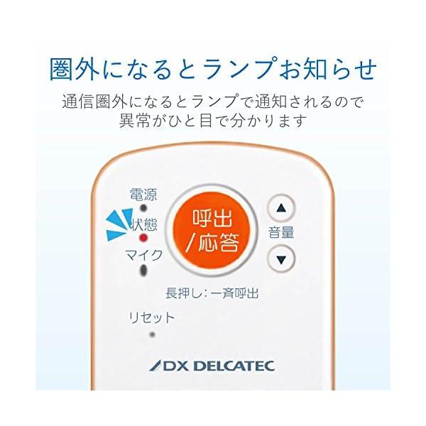 DXアンテナ デルカテック ワイヤレストーク ...の紹介画像6