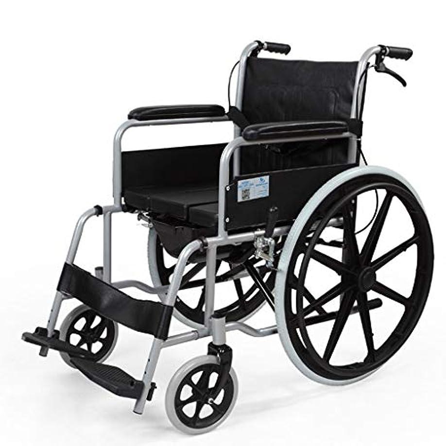 インポート明らかにする司書高齢者用車椅子、4つのブレーキ、軽量アルミニウム折りたたみ式自走式車椅子