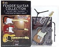 【2B】 エフトイズ 1/8 フェンダーギターコレクション Vol.1 THE SPIRIT OF ROCK-N-ROLL 60 カスタムテレキャスタ (3カラーサンバースト) 単品