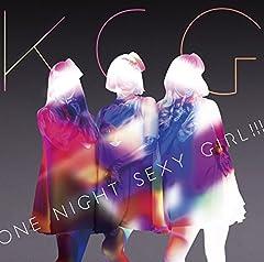 キケチャレ! feat. Negicco「ONE NIGHT SENSATION!!!」の歌詞を収録したCDジャケット画像