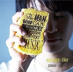 磯貝サイモン「time」のCDジャケット