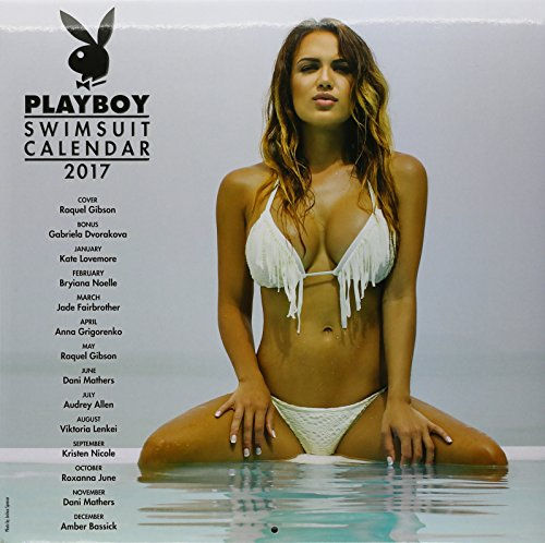 Playboy Swimsuit 2017 Calendar