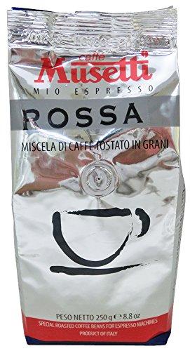 Musetti(ムセッティー) ロッサ コーヒー 250g(...