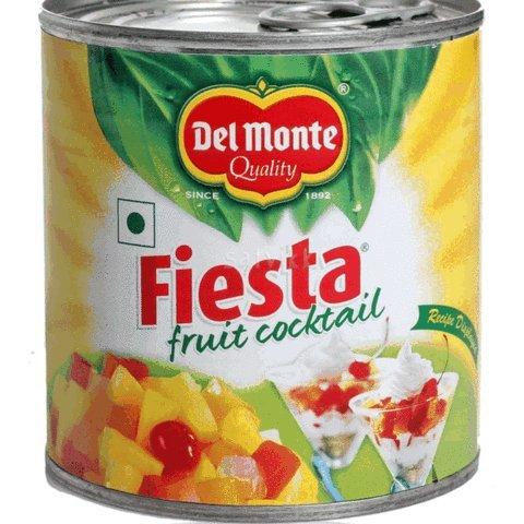 DELMONTE Fiesta fruit cocktail 850g デルモンテ フルーツカクテル