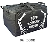 16-17 eb's (エビス) TRUNK CONTAINER 04-BONE エビス トランク・コンテナー ブーツケース