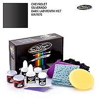 Color N Drive シボレーシルバラード用 タッチアップペイントシステム 塗装剥がれや傷の修復に BASIC PACK C021663BSC