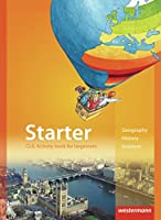 Starter. CLIL Activity book for beginners: Geography, History, Sciences
