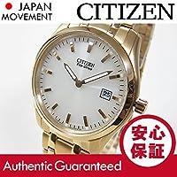 【デッドストック/アウトレット品】CITIZEN(シチズン) AU1042-53P Eco-Drive/エコドライブ ゴールド メタルベルト メンズウォッチ 腕時計[並行輸入品]