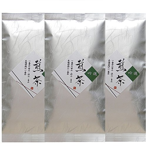 一番煎茶 静岡産 100g 3袋セット
