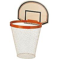 ゴミ箱 L バスケット(アイボリー)