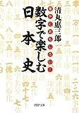 数字で楽しむ日本史 (PHP文庫) 画像